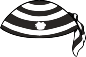 Puffle Care icons Head Firstmatebandana