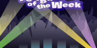 Penguin Of The Week Background