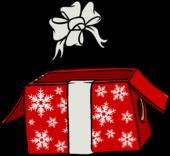 Gift Costume icon