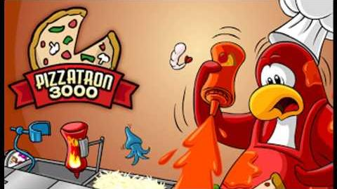 Club Penguin Music Pizzatron 3000 Remix