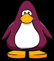 Maroon Penguin
