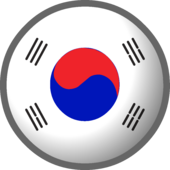 South Korea flag clothing icon ID 513