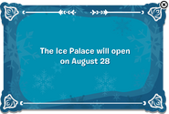 Frozen 2014 Ice Palace Error
