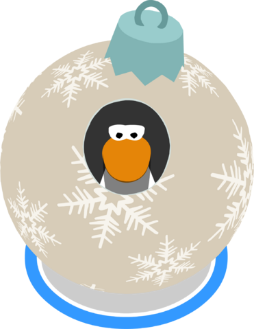 File:White Snowflake Bauble in-game.PNG