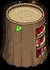 Stump Bookcase sprite 044