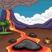 Volcanic Background