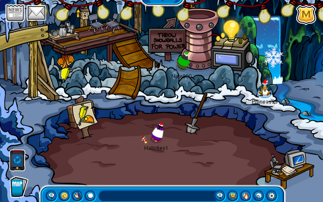 File:Cave Mine (With Snowflake Pin) (Holiday Party 2012).png