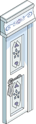 Right Princess Door icon