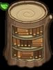 Stump Bookcase sprite 009