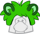 Raccoon Puffle Cap icon