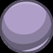 Lavender Penguin Style Illustration