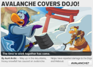 Avalanche Covers Dojo
