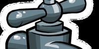 Water Tap Pin