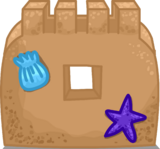 Sand Castle Wall sprite 001