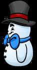 Top Hat Snowman sprite 003