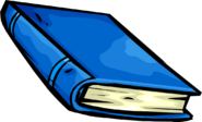 Blue Book non-unlockable icon