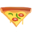 Supplies Pizza Slice icon