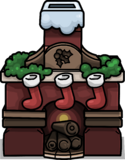 Holiday Fireplace sprite 001
