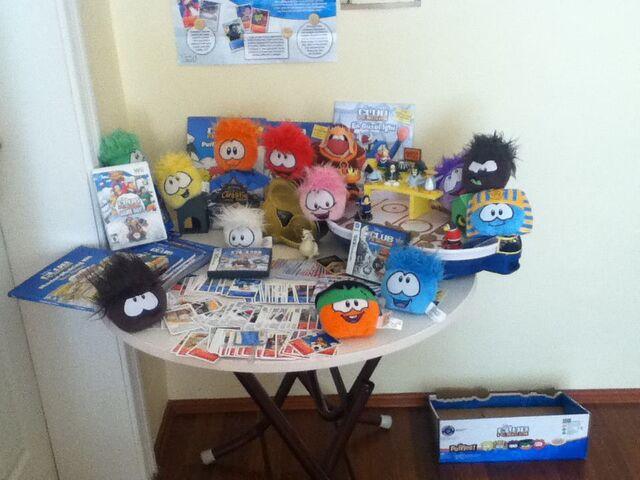 File:My Club Penguin Toys.jpg