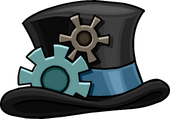 Puffle Gear Hat