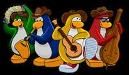 Penguin-band