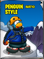 Penguin Style August 2010