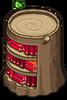 Stump Bookcase sprite 015