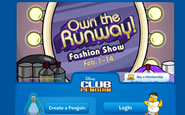 FashionShowlogin