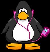 Pink MP3000 PC