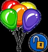 Bunch of Balloons (Unlockable)