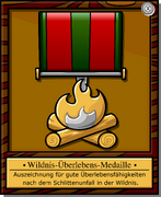 Mission 2 Medal full award de