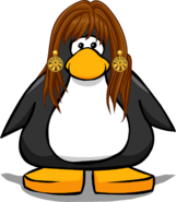 The Chic on a Penguin
