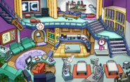 Puffle Party 2014 Lighthouse