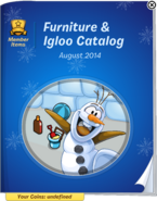 Furniture & Igloo Catalog August 2014