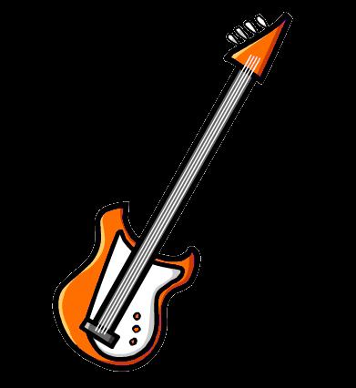 File:Orange bass guitar.png