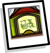 CFC Train Track Background icon