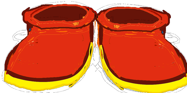 File:Koopa costume shoes (red).png