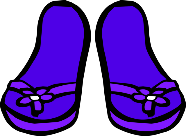 File:Purple Sandals icon.png