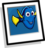 Finding Dory Background icon