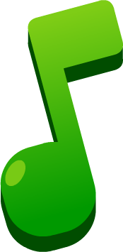 Emoji Green Note