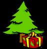 Small Christmas Tree sprite 002
