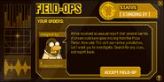 Field Op 79 orders