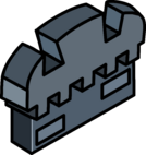 Battlements furniture icon ID 2069