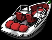 Dock Hydro Hopper boat 2012