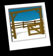 Corral Background icon