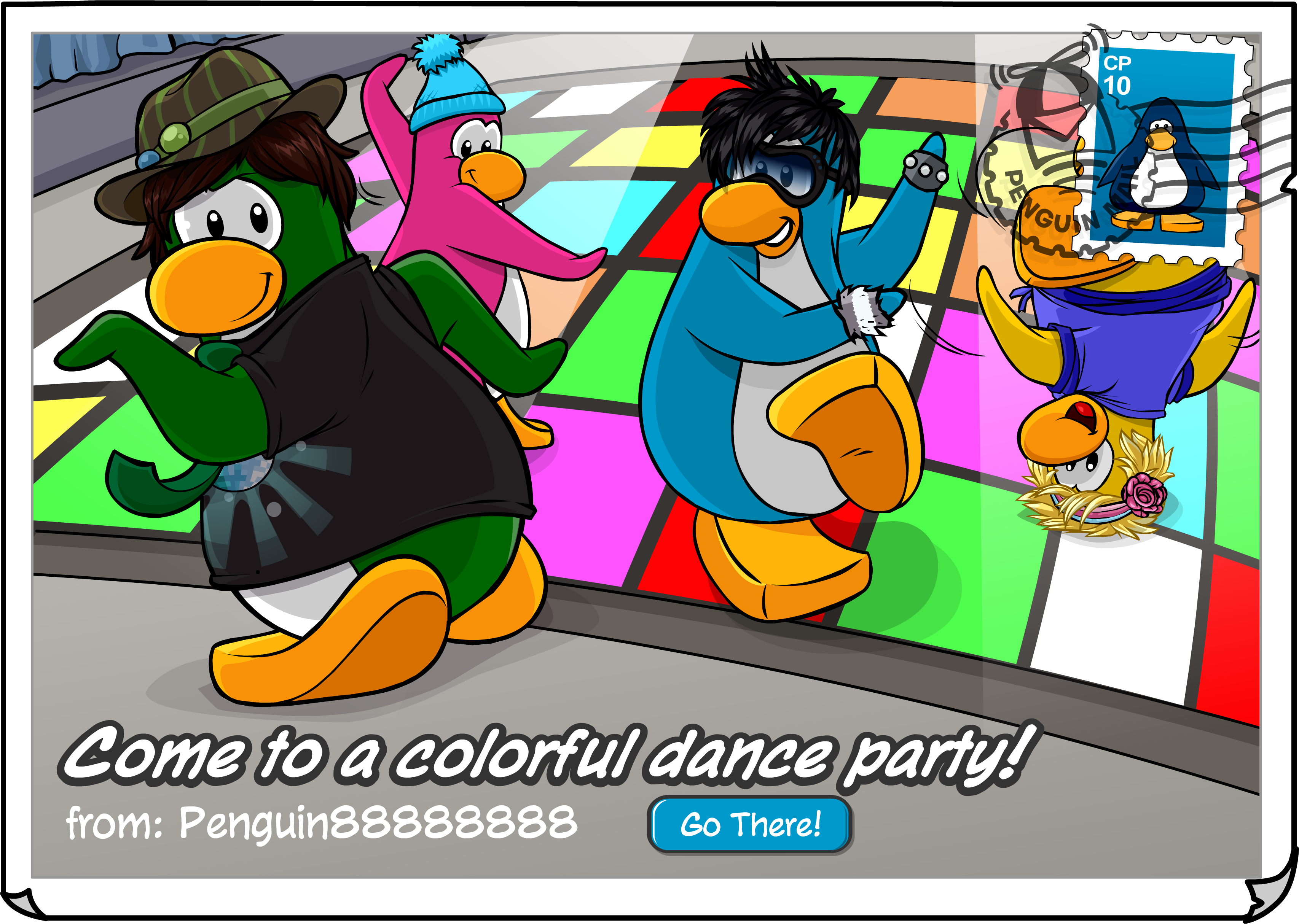 File:Dance Party postcard (ID 49).png