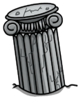 Stone Column Ruins furniture icon ID 548