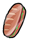 Deluxe Sandwich Pin icon