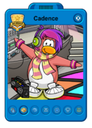 Cadence Playercard New (Boombox)