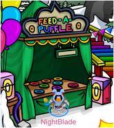 FeedAPuffleBooth